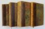 ANTHOLOGIE DES ECRIVAINS FRANCAIS DES XV e ...XIX e SIECLE , TOME I - IV , EDITIE DE INCEPUT DE SECOL XX