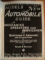 AUDELS NEW AUTOMOBILE GUIDE FOR MECHANICS OPERATORS AND SERVICEMEN by FRANK D. GRAHAM , NEW YORK