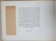 BEREA, FORMES ET COULEURS / FORME SI CULORI - 1963 DEDICATIE*