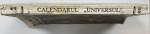 Calendarul UNIVERSUL  - 1946