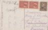 CLUJ ,  BIBLIOTECA FRANZ JOSEF A  UNIVERSITATII DE STIINTE , CARTE POSTALA , 1921