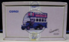 CORGI , THORNYCROFT BUS , MINIATURA