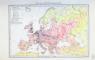 DER NEUE BROCKHAUS , ALLBUCH IN VIER BANDEN UND EINEM ATLAS , ( ENCICLOPEDIA BROCKHAUS , 4 VOL. + 1 ATLAS ) , 1936 - 1937