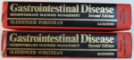 GASTROINTESTINAL DISEASE by SLEISENGER and FORDTRAN , VOL. I - II , 1978