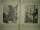 LE TOUR DU MONDE, NOVEAU JURNAL DES VOYAGES, EDOUARD CHARTON 1863 PREMIER SEMESTRE TOM 6