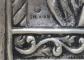 Maica Domnului cu Pruncul, Icoana Romaneasca din argint datata '938'