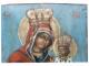 Maica Domnului cu Pruncul, Icoana romaneasca sfarsit sec. 18 inceput sec 19