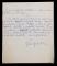 MANUSCRIS SCRIS SI SEMNAT OLOGRAF de GALA GALACTION , - DIN FALANGA ADEVARULUI  - TONY BACALBASA  - ARTICOL PENTRU ZIAR , SCRIS  IN 1941
