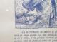 PENTRU NEAM , TARA SI REGE  -  AFIS DE PROPAGANDA , DESEN DE GILLY , ALEGORIE CU SCENA DE LUPTA SI TEXT , IN DESEN APAR SI REGELE FERDINAND I , REGINA MARIA , MARESALUL AVERESCU , 1926