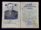 PERMIS DE CONDUCERE PENTRU AUTOMOBILE , ELIBERAT MAIORULUI MORARU IOAN DIN ORAVITA  , LA 15 APRILIE 1939