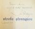ION PRIBEAGU - STROFE STRENGARE
