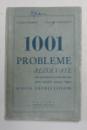 1001 PROBLEME REZOLVATE DIN ARITMETICA SI GEOMETRIE de COSTICA POPESCU SI VICTOR VRANCEANU