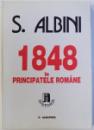 1848 IN PRINCIPATELE ROMANE de S. ALBINI , 1998