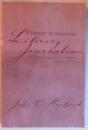 A HISTORY OF AMERICAN LITERARY JOURNALISM by JOHN C. HARTSOCK , 2000