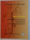A PRACTICAL ENGLISH HANDBOOK FOR LAW STUDENTS, INTERMEDIATE LEVEL, 2006