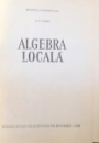 ALGEBRA LOCALA de A. T. LASCU , 1965