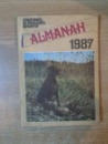 ALMANAH VANATORUL SI PESCARUL SPORTIV , 1987