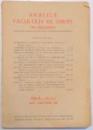 ANALELE FACULTATII DE DREPT DIN BUCURESTI , ANUL III NR. 3-4 , IULIE - DECEMBRIE 1941