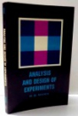 ANALYSIS AND DESIGN OF EXPERIMENTS by H. B. MANN , 1949