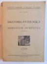 ANATOMIA  PATOLOGICA A ANIMALELOR DOMESTICE , PARTEA I -A  de V. CIUREA, 1962