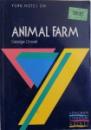 ANIMAL FARM by GEORGE ORWELL ( YORK NOTES ) , 1989
