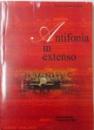 ANTIFONIA IN EXTENSO de BIANCA TIPLEA-TEMES, 1999