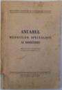 ANUARUL MEDICILOR SPECIALISTI AI ROMANIEI , 1942