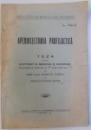 APENDICECTOMIA PROFILACTICA , TEZA PENRU DOCTORAT IN MEDICINA SI CHIRURGIE de GORCEA VASILE , 1933
