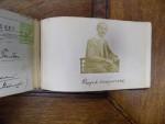 Apollo S. Fenster, Primul meu pas in largul lumei, album carti postale, aprilie 1914