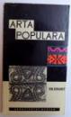 ARTA POPULARA de OLIVIA MORARU