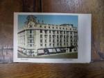 Atenee Palace, Bucuresti, CP ilustrata