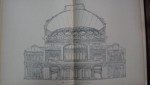 Atheneul Roman  si cladirile antice cu dom circular, A. I. Odobescu, C. Esarcu, cu dedicatie Bucuresti 1888