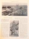 ATLAS LAROUSSE ILLUSTRE , 42 CARTES , 1158 REPRODUCTIONS PHOTOGRAPHIQUES