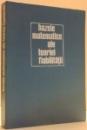 BAZELE MATEMATICE ALE TEORIEI FIABILITATII de GHEORGHE MIHOC, EUGENIU DIATCU, ANETA MUJA , 1976