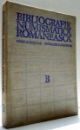 BIBLIOGRAFIE NUMISMATICA ROMANEASCA de AUREL H. GOLIMAS, CRISTACHE C. GHEORGHE , 1984