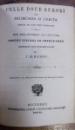 BIBLIOTECA PORTATIVA . COLEGAT (1854-1860) / PROCES GENERAL INTRE DOE HORDII SI NATIO de I.H. RADULESCU (1861)