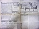 BILETE DE PAPAGAL-TUDOR ARGHEZI, NR. 47 , 1945
