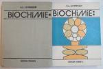 BIOCHIMIE de ALBERT L. LEHNINGER , VOL I - II , TRADUCERE DIN LIMBA ENGLEZA DUPA EDITIA A II A , 1987