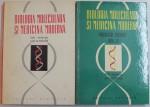 BIOLOGIA MOLECULARA SI MEDICINA MODERNA de O. FODOR , VOL I - II , 1969 - 1971