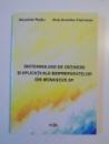 BIOTEHNOLOGII DE OBTINERE SI APLICATII ALE BIOPREPARATELOR DIN MONASCUS SP de NICOLETA RADU , ANA AURELIA CHIRVASE , 2011