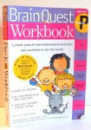 BRAIN QUEST PRE-K WORKBOOK, AGES 4-5  by LIANE ONISH, JANE CHING FUNG , 2008