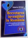 BREVETAREA INVENTIILOR IN ROMANIA , 1998