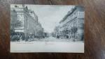 Bucuresti, Bulevardul Elisabeta Doamna, carte postala clasica