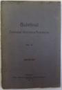BULETINUL COMISIEI ISTORICE A ROMANIEI, VOL. V de C.C GIURESCU, 1927