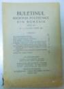 BULETINUL SOCIETATII POLITEHNICE DIN ROMANIA , ANUL LX , NR.1-3 IANUARIE-MARTIE 1946