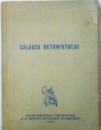 CALAUZA BETONISTULUI de A. ZACOPCEANU, 1953