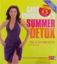 CAROL VORDERMAN ' S  SUMMER DETOX  - THE 14 DAY MINI DETOX by CAROL VORDERMAN with ANITA BEAN , 2004