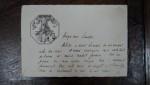 Carte postala semnata Eugen Cialac, 13 VIII 1924
