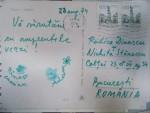 Carti postale ilustrate adresate lui Nichita Stanescu