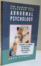 CASEBOOK FOR ABNORMAL PSYCHOLOGY , FIFTH EDITION by JOHN VITKUS , 2004